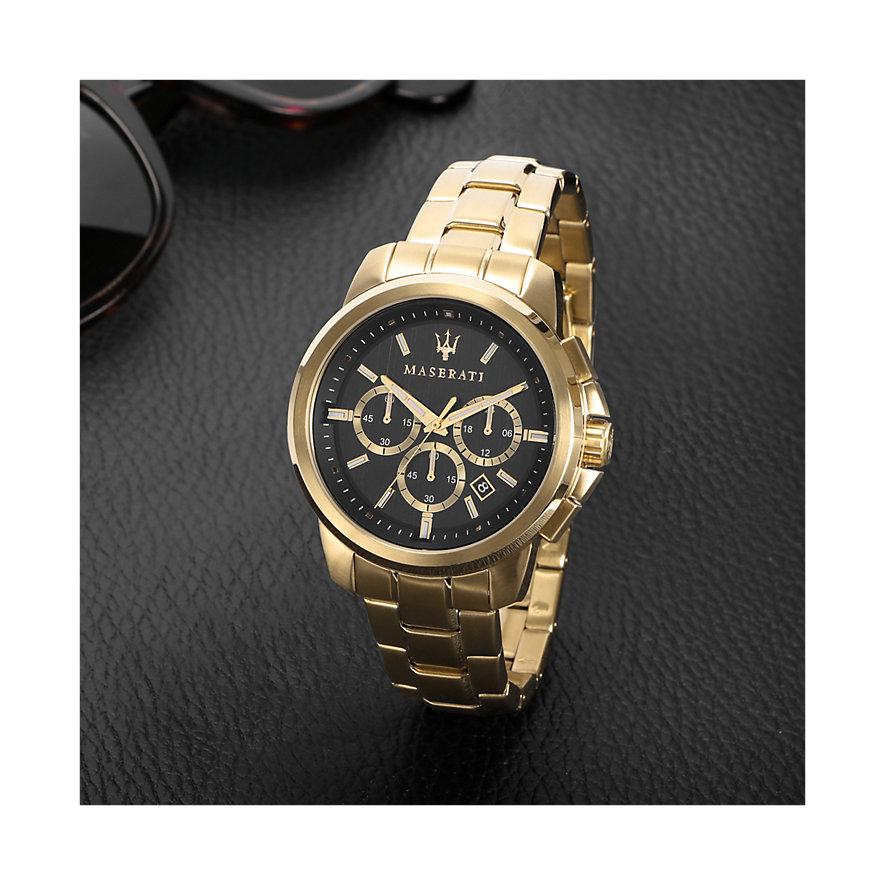 Maserati Chronograaf Successo R8873621013