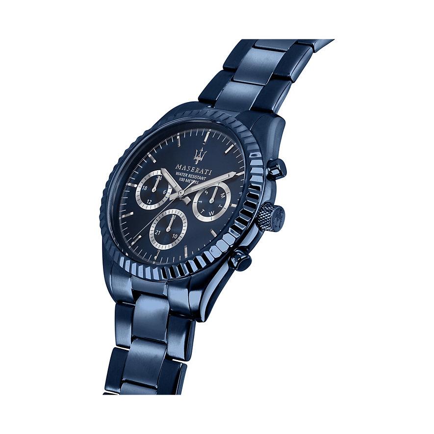 Maserati Herrenuhr Blue R8853100025
