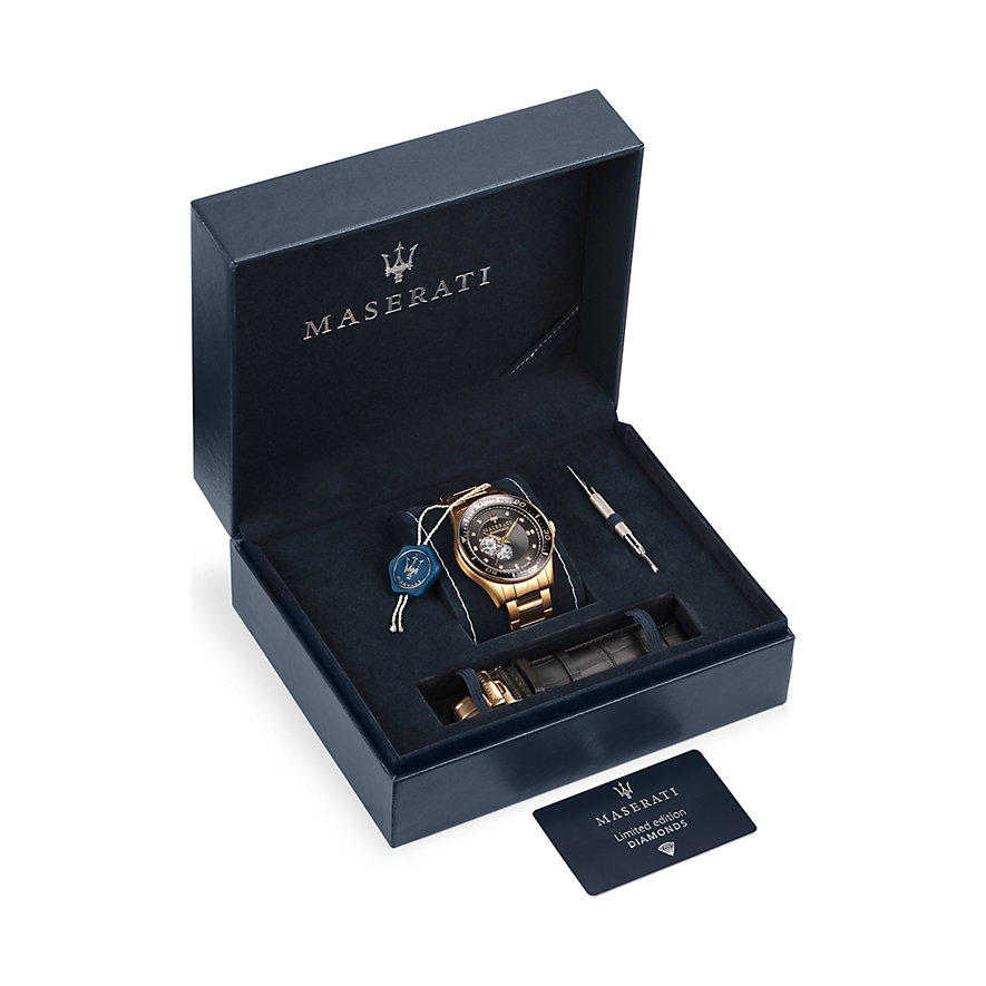 Maserati Herrenuhr R8823140003