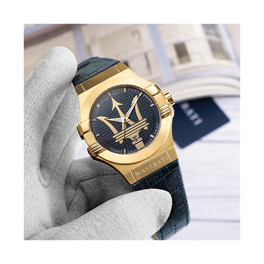 Maserati Herrenuhr R8851108035