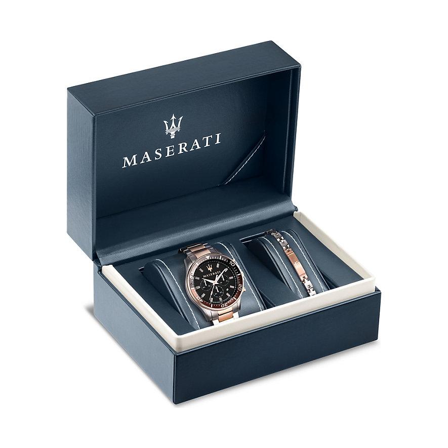 Maserati Herrenuhr R8873640010