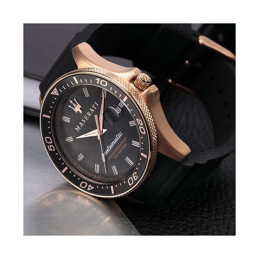 Maserati Herrenuhr Sfida R8821140001