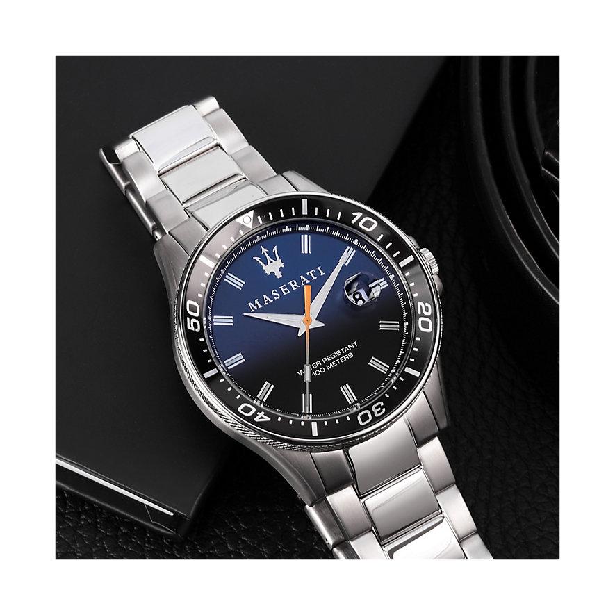 Maserati Herrenuhr Sfida R8853140001