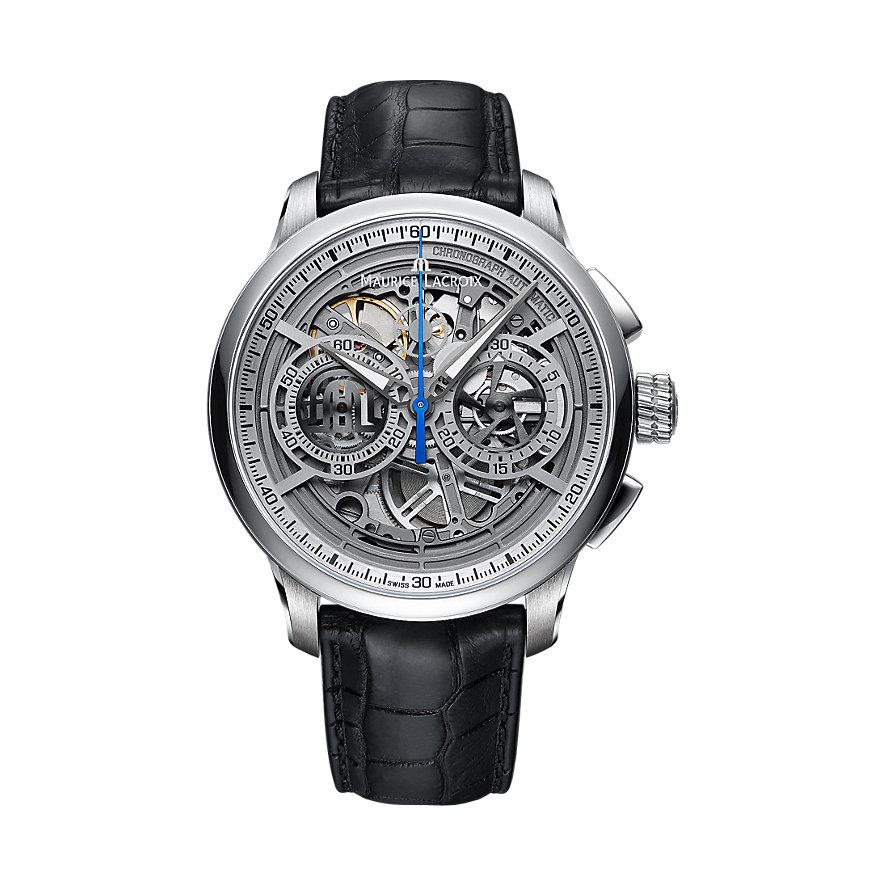 Maurice Lacroix Chronograph Masterpiece MP6028-SS001-001-1