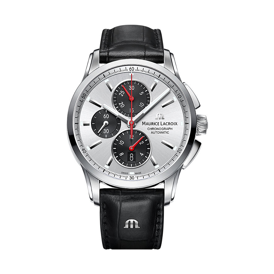 Maurice Lacroix Chronograph Pontos PT6388-SS001-131-1