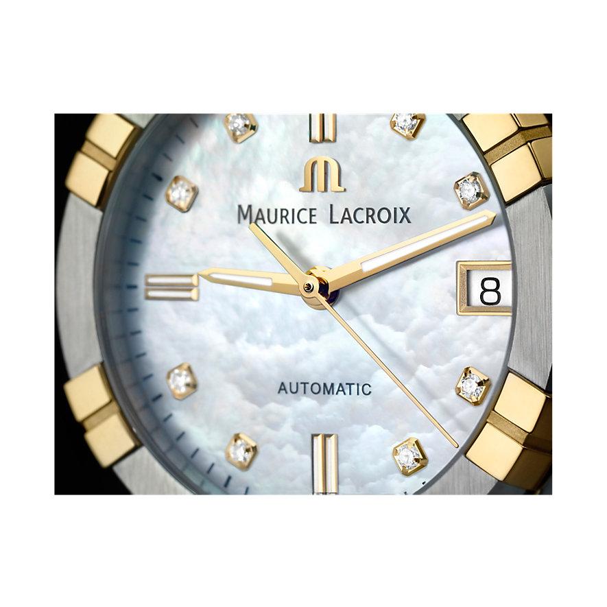 Maurice Lacroix Damenuhr Aikon Date AI6006-PVY13-170-1