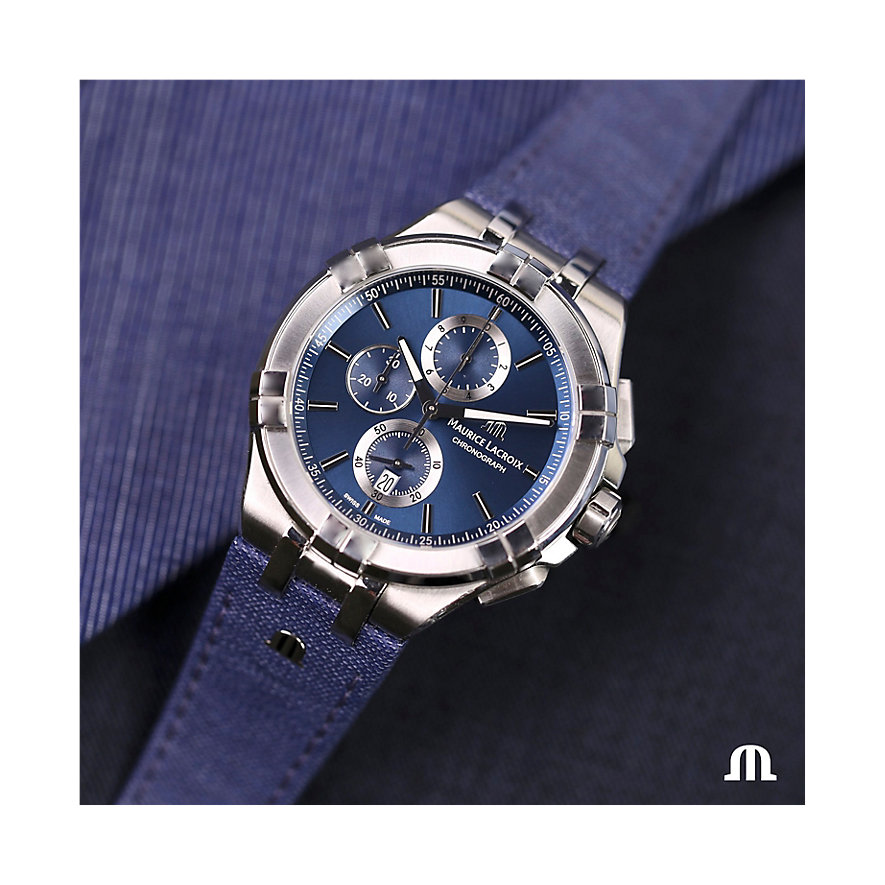 Maurice Lacroix Herrenuhr Aikon AI1018-SS001-431-1