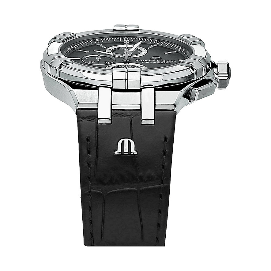 Maurice Lacroix Herrenuhr Aikon Chronograph AI1018-SS001-330-1