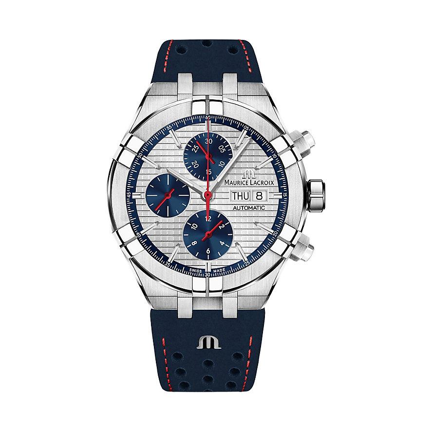 Maurice Lacroix Herrenuhr Aikon Chronograph Limited Edition AI6038-SS001-133-1