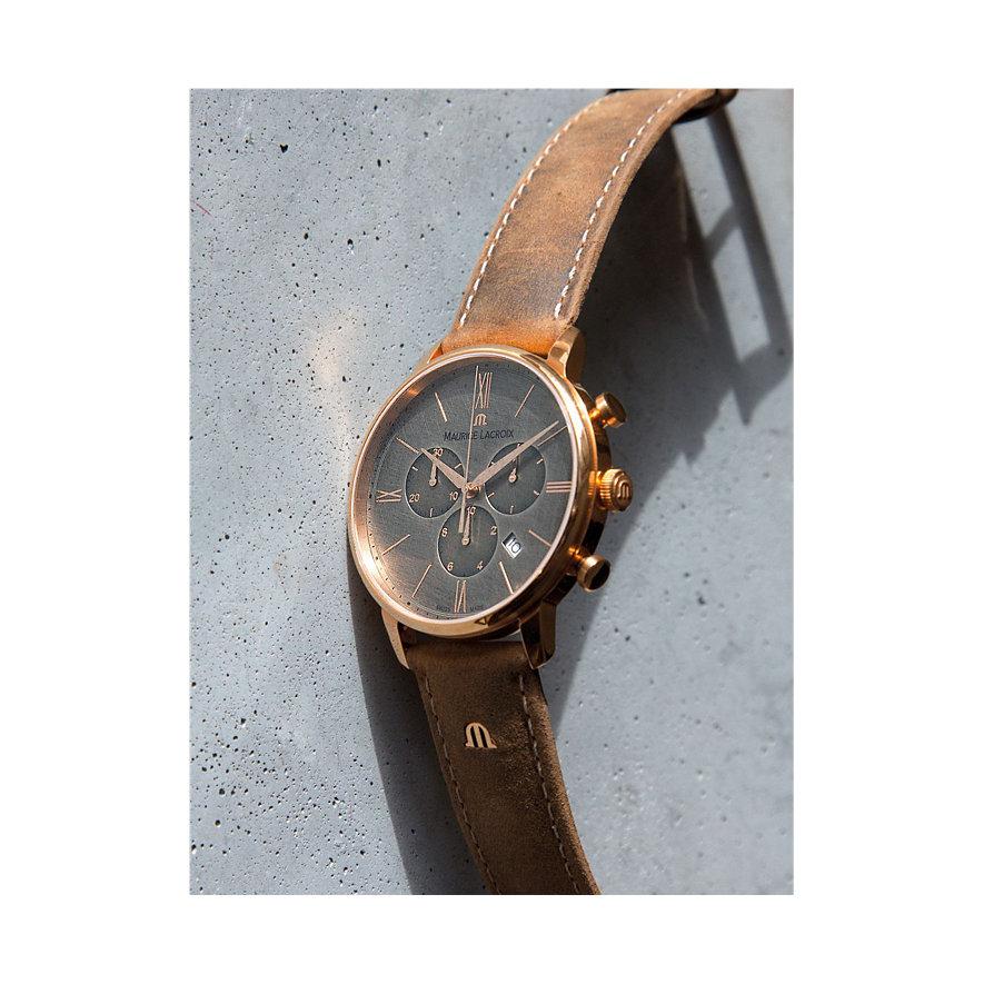 Maurice Lacroix Herrenuhr Eliros Date Chronograph EL1098-PVP01-210-1