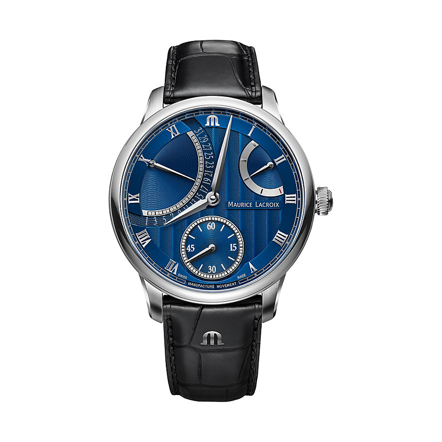 Maurice Lacroix Herrenuhr Masterpiece MP6568-SS001-430-1