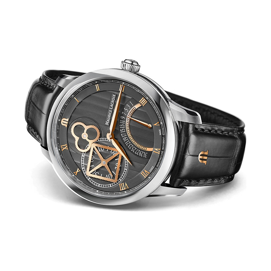 Maurice Lacroix Herrenuhr MP6058-SS001-310-1