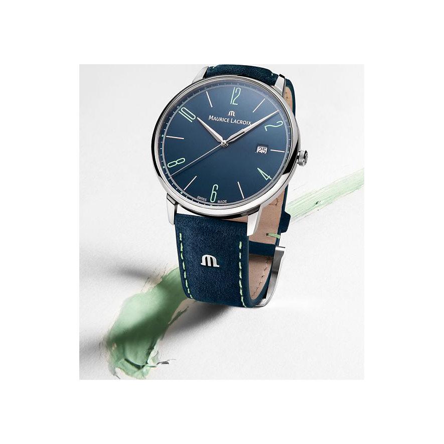 Maurice Lacroix Uhren-Set Eliros Date EL1118-SS00E-420-C
