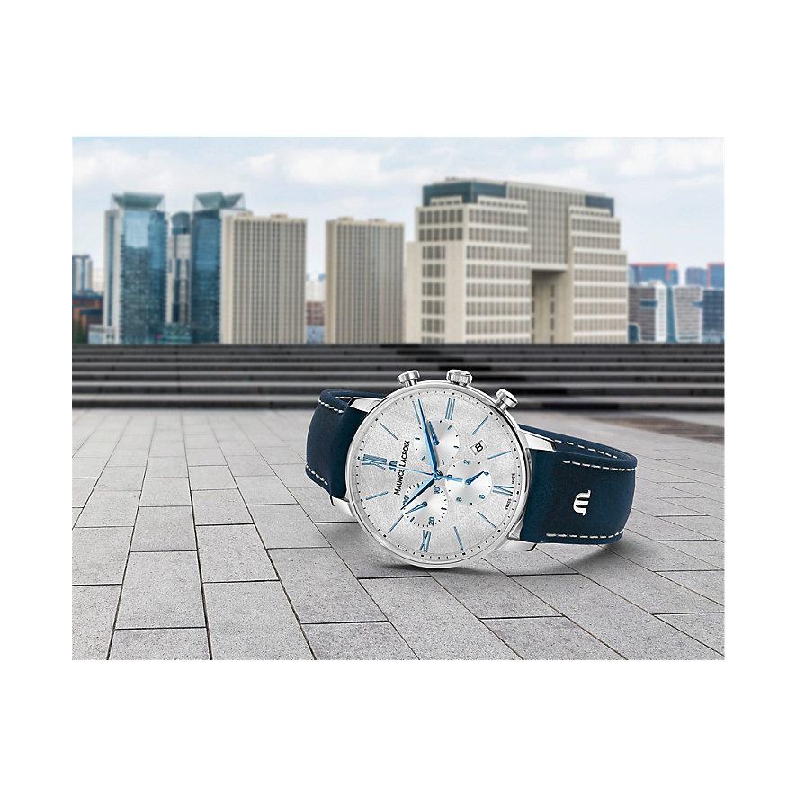 Maurice Lacroix Unisexuhr Eliros Date Chronograph EL1098-SS001-114-1