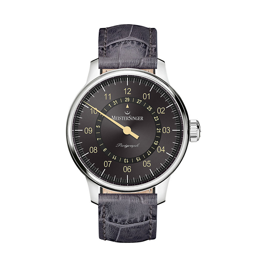 Meistersinger Herrenuhr Perigraph AM1007OR