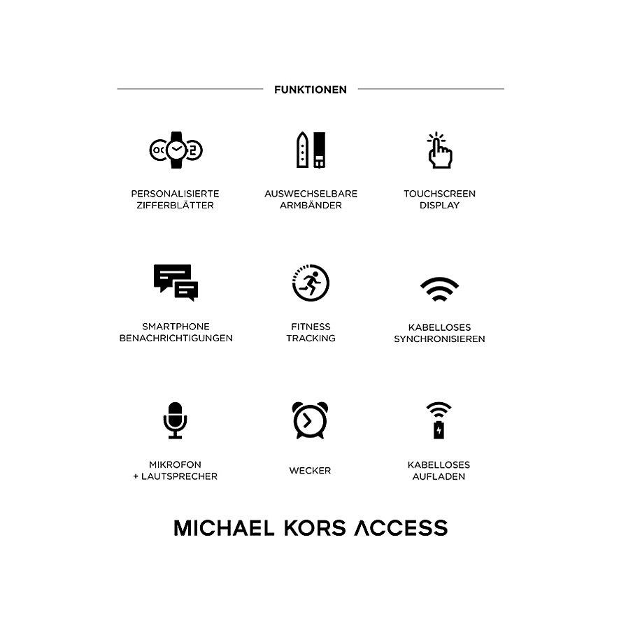 Michael Kors Access Smartwatch  MKT5003