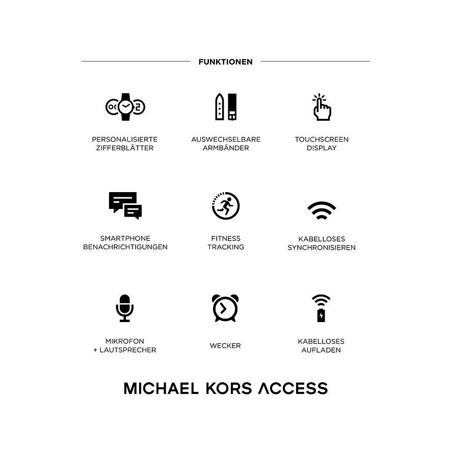 Michael Kors Access Smartwatch MKT5011