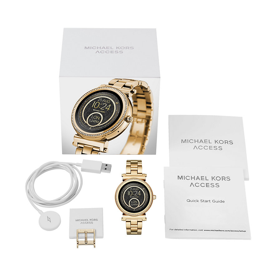 Michael Kors Access Smartwatch MKT5021