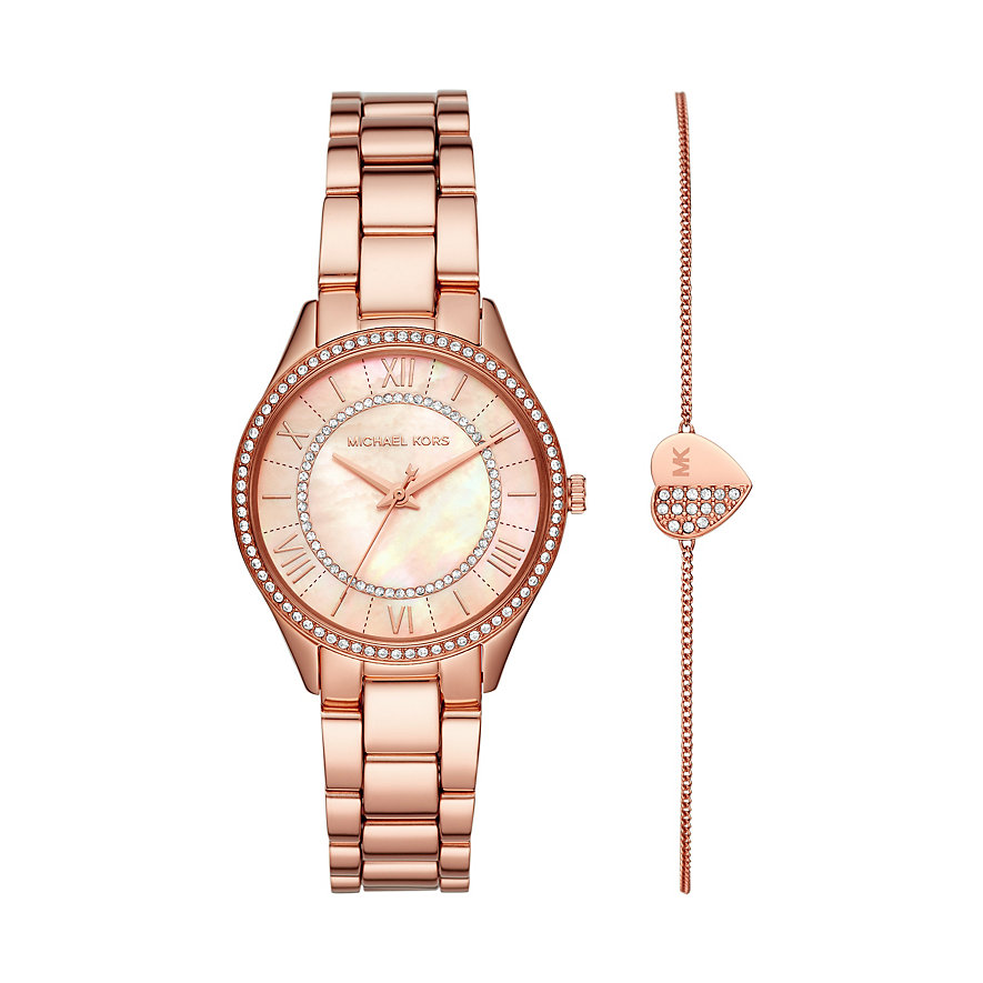 Michael Kors Uhren-Set Lauryn MK4491