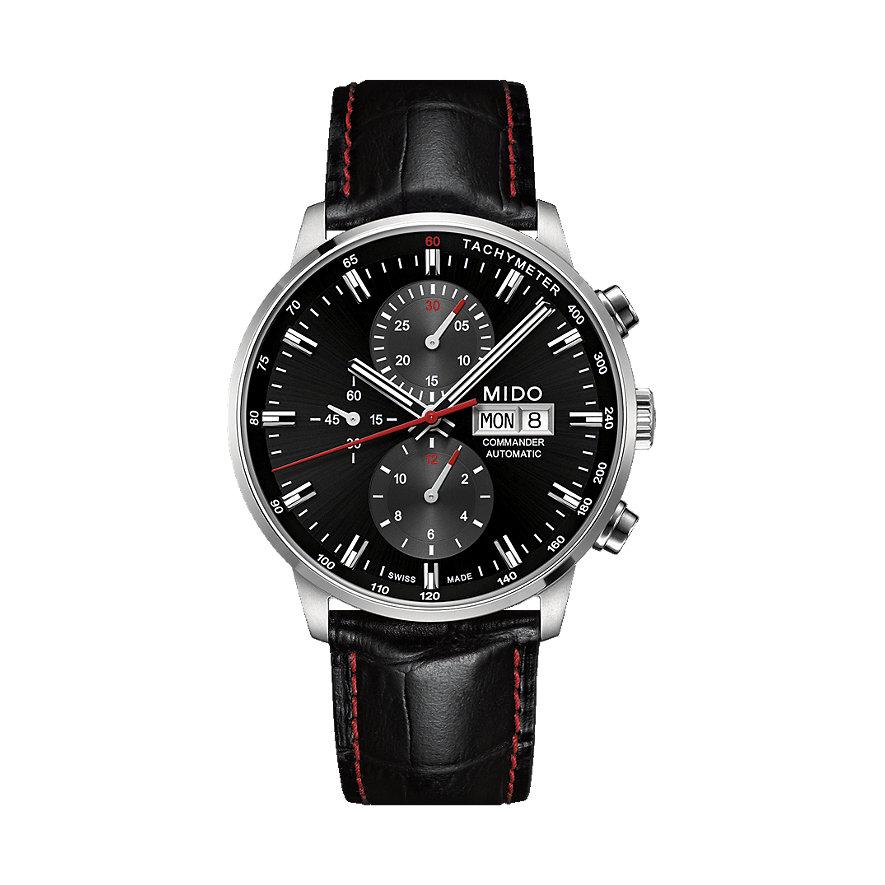Mido Chronograph Commander II M0164141605100