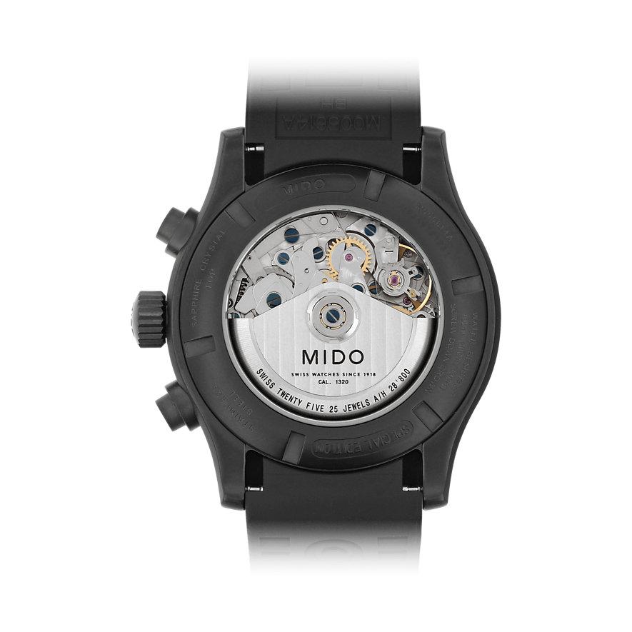 Mido Chronograph Multifort Chronograph M0056143705101