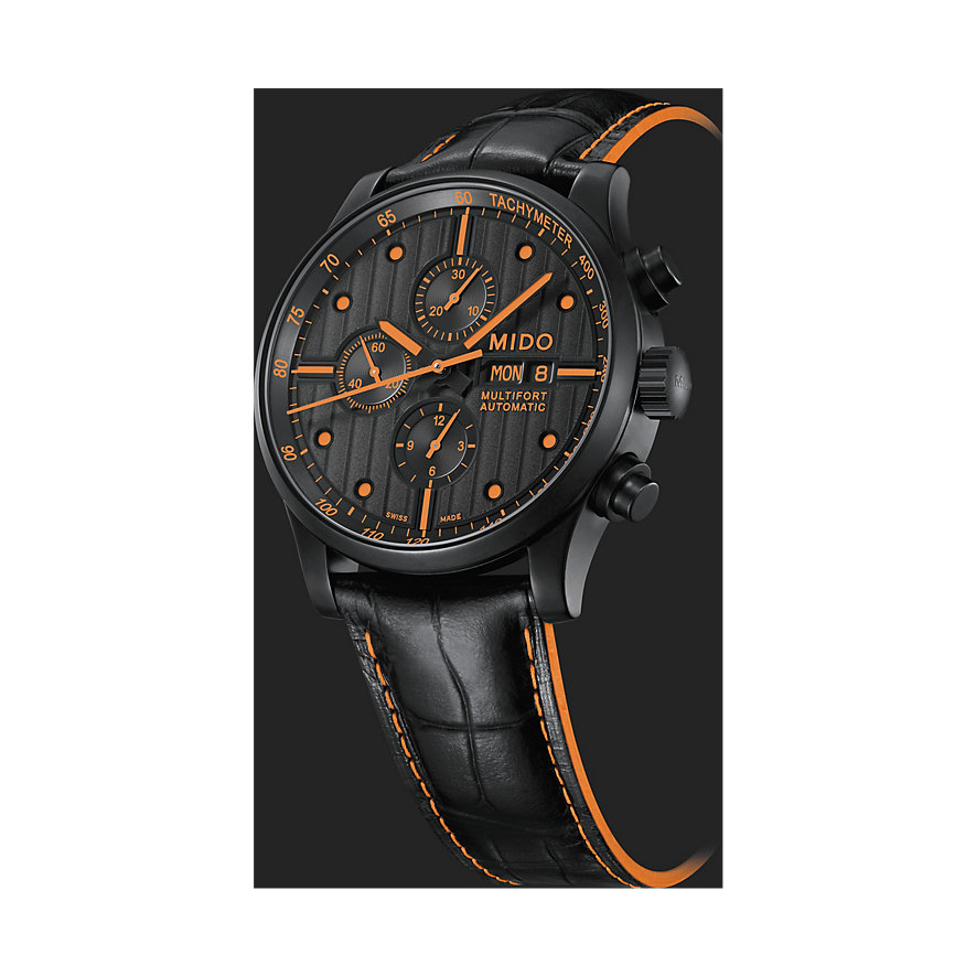 Mido Chronograph Multifort M0056143605122