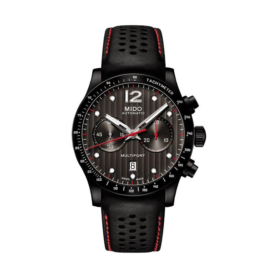 Mido Chronograph Multifort