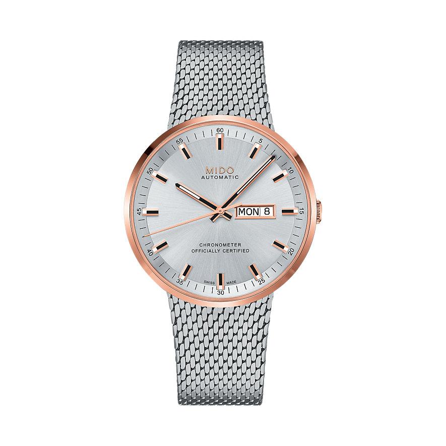 Mido Chronometer Commander Gent M0316312103100