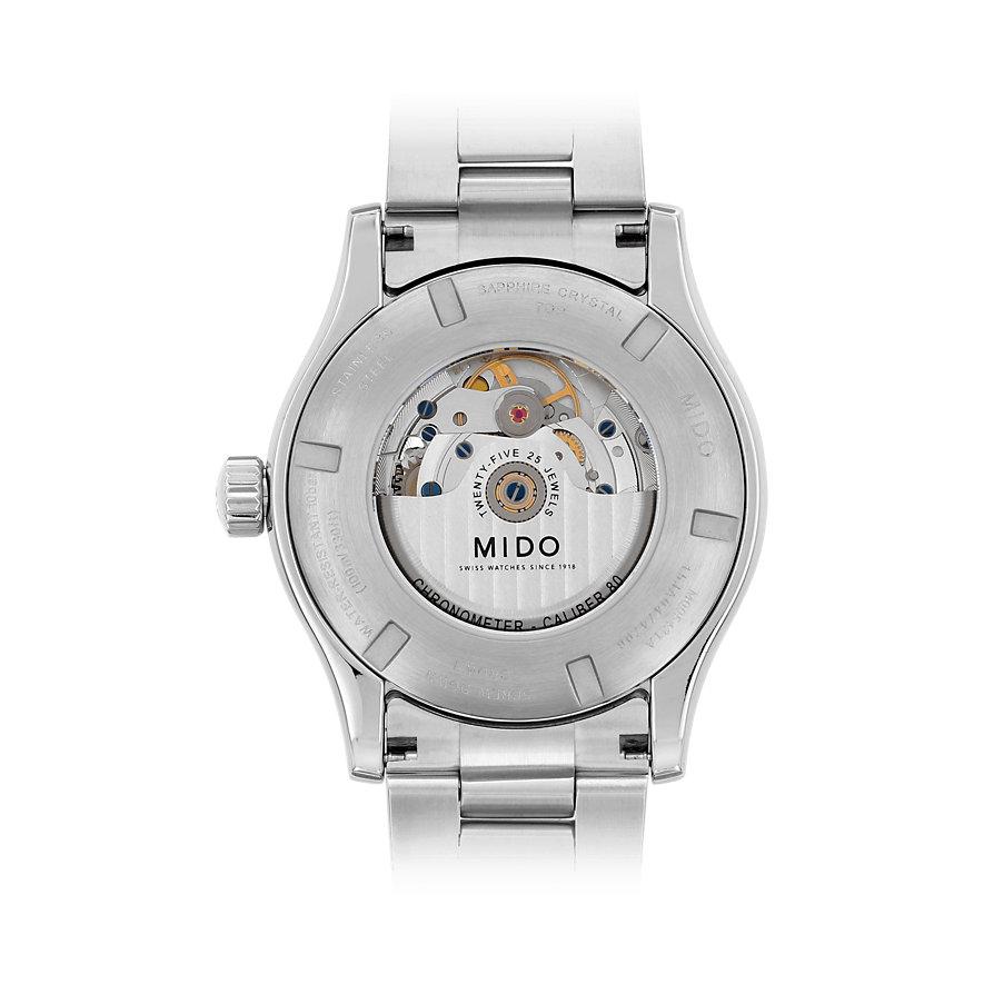 Mido Chronometer Multifort M0054311103100