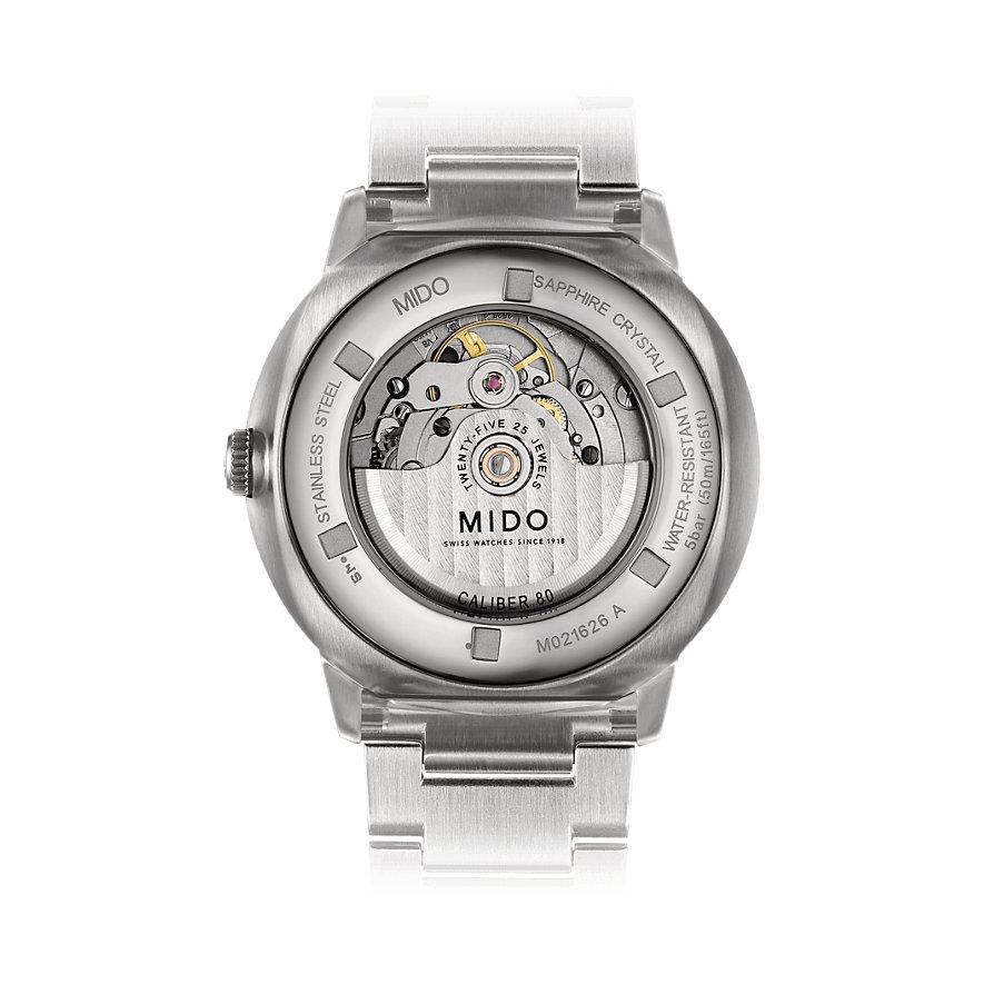 Mido Herrenuhr Commander Big Date M0216261106100