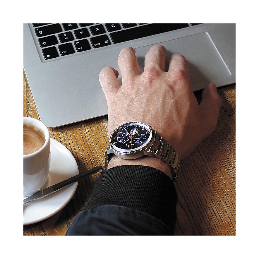 Mido Herrenuhr Commander Chronograph M0164141104100