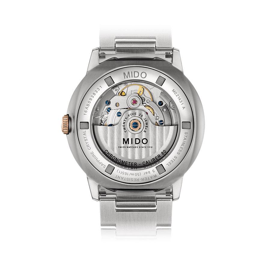 Mido Herrenuhr Commander II M0214312203100