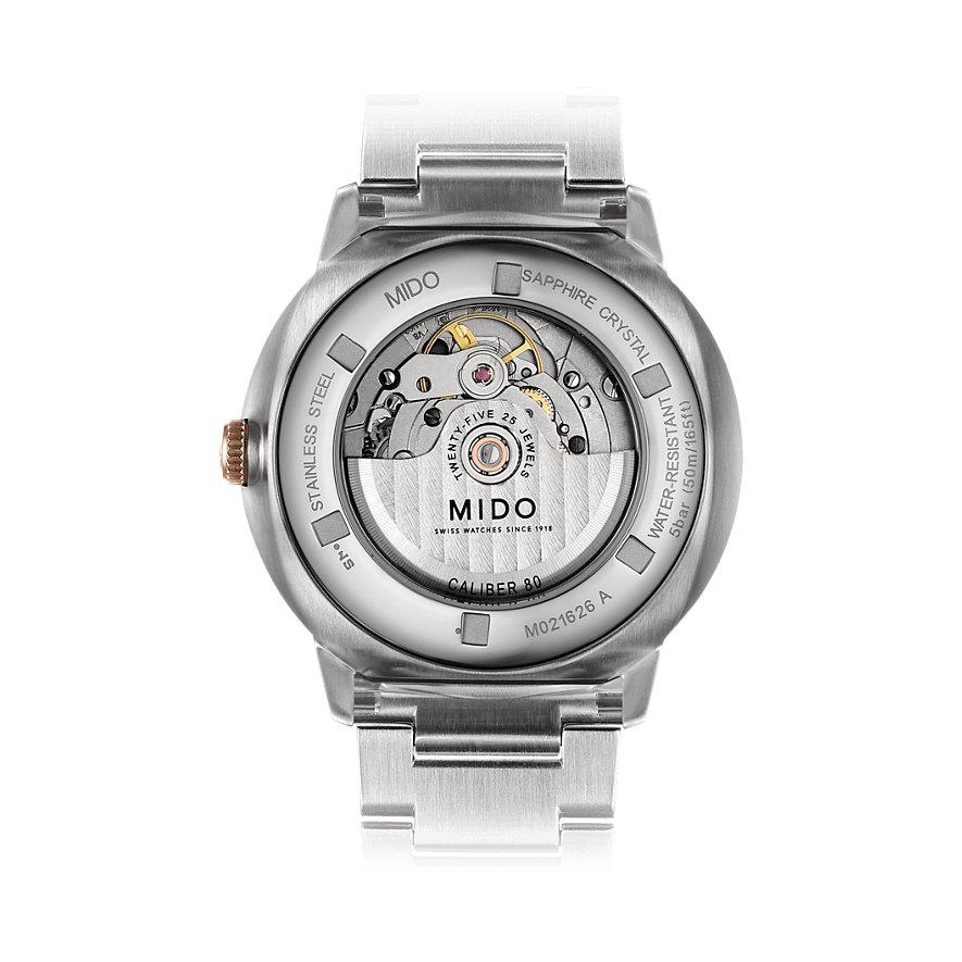 Mido Herrenuhr Commander II M0216262203100