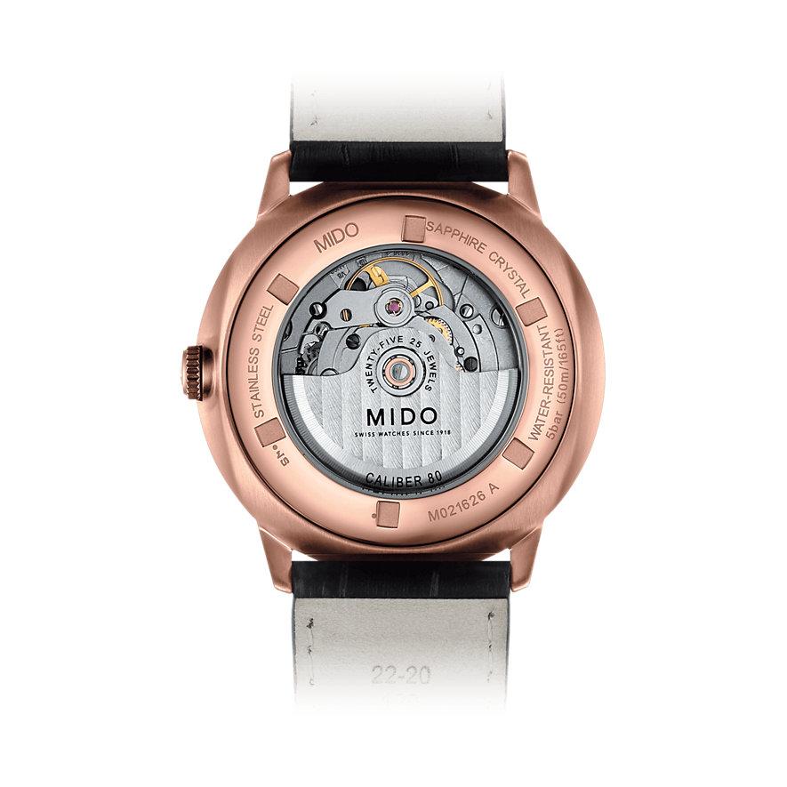 Mido Herrenuhr Commander II M0216263605100