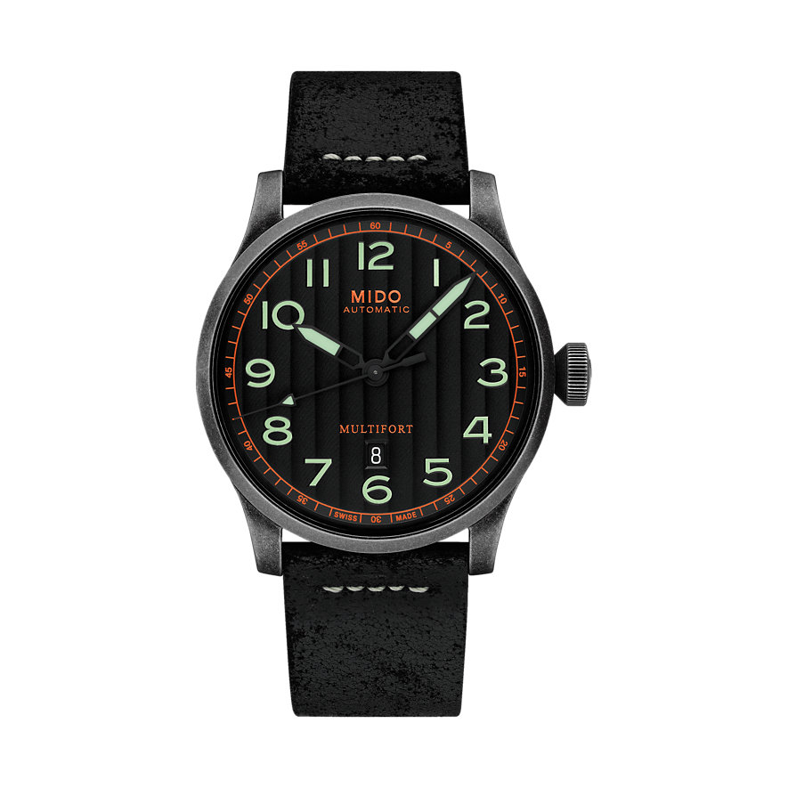 Mido Herrenuhr Multifort Gent M0326073605009