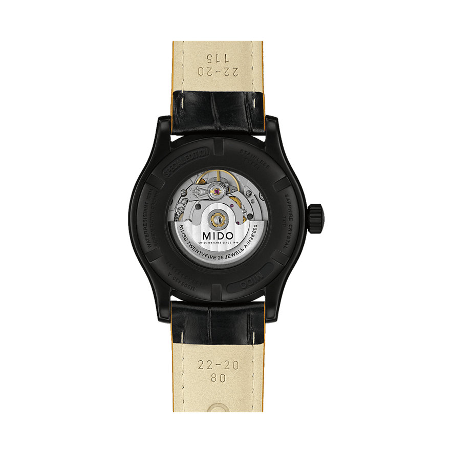 Mido Herrenuhr Multifort M0054303605180