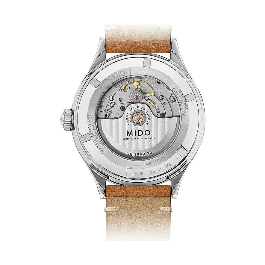 Mido Herrenuhr Multifort M0404071604000