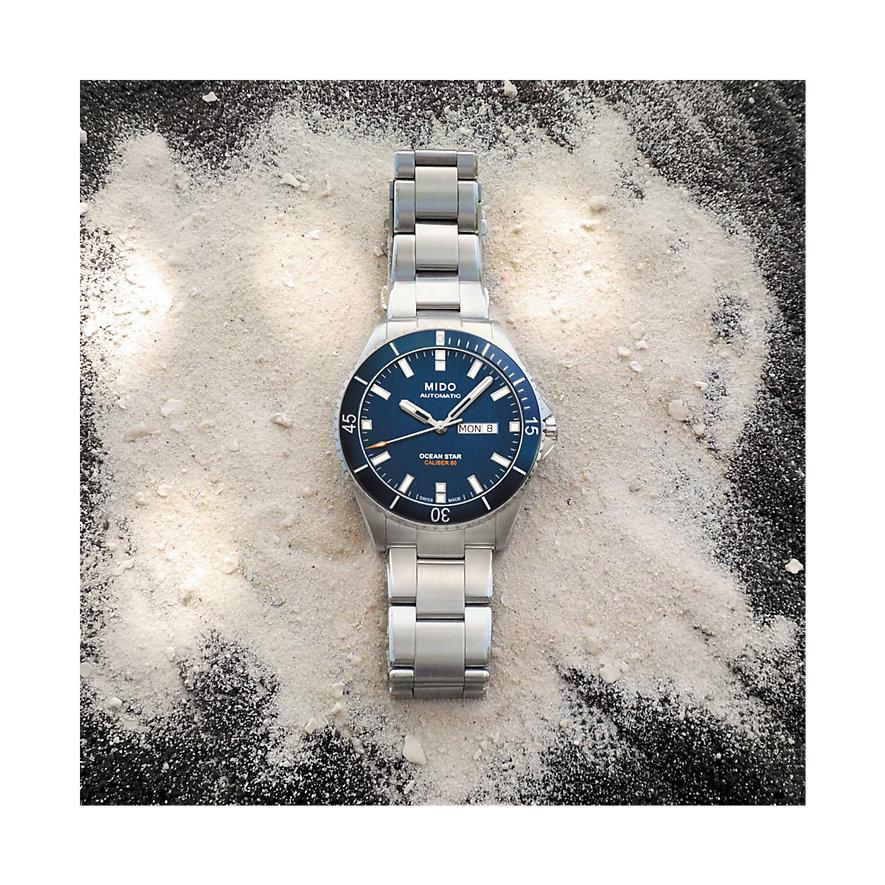 Mido Herrenuhr Ocean Star 200 M0264301104100