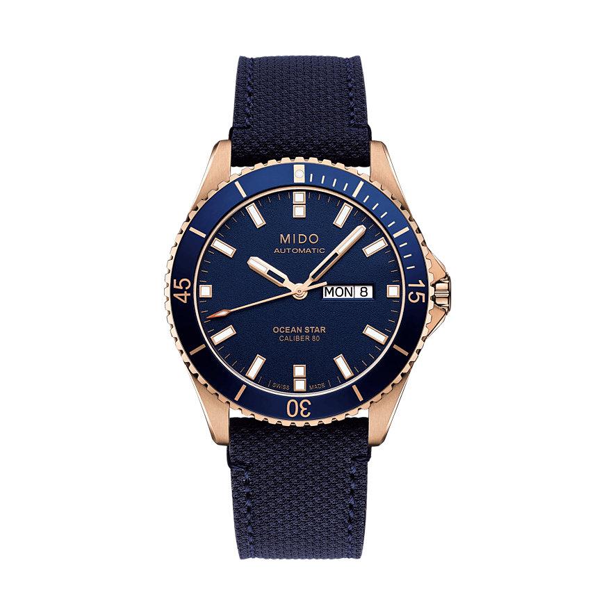 Mido Herrenuhr Ocean Star 200 M0264303604100