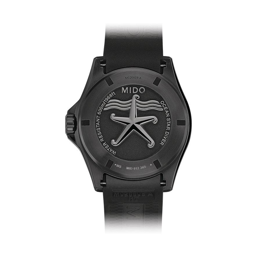 Mido Herrenuhr Ocean Star 600 Chronometer M0266083705100