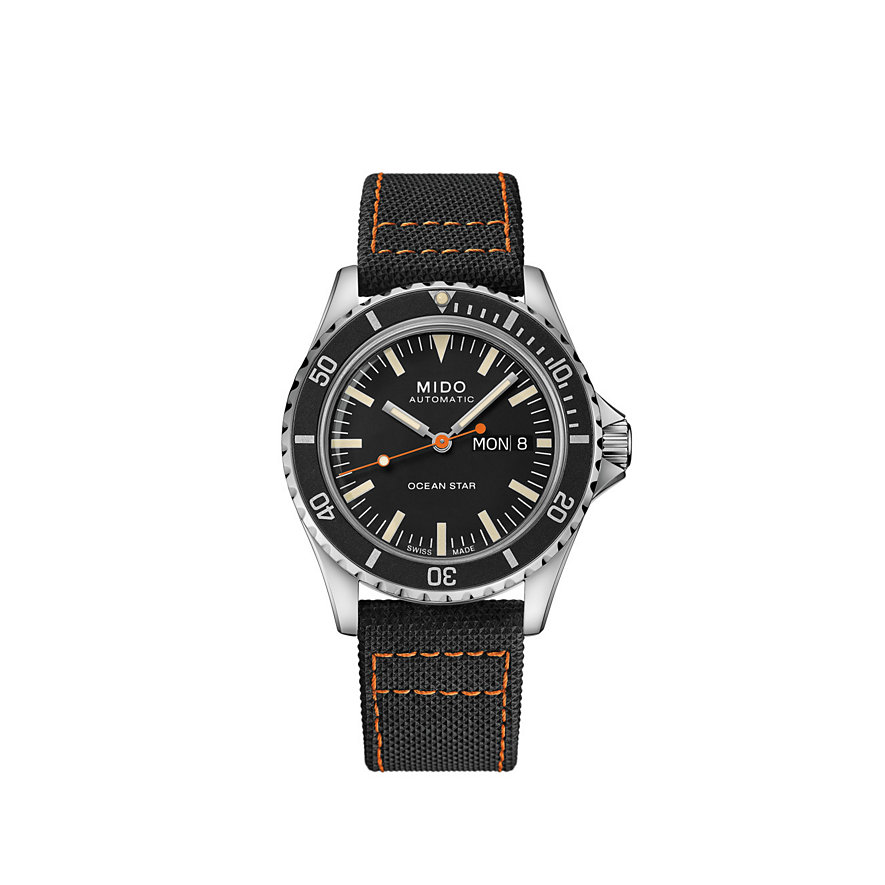 Mido Herrenuhr Ocean Star Captain M0268301105100 + Wechselband