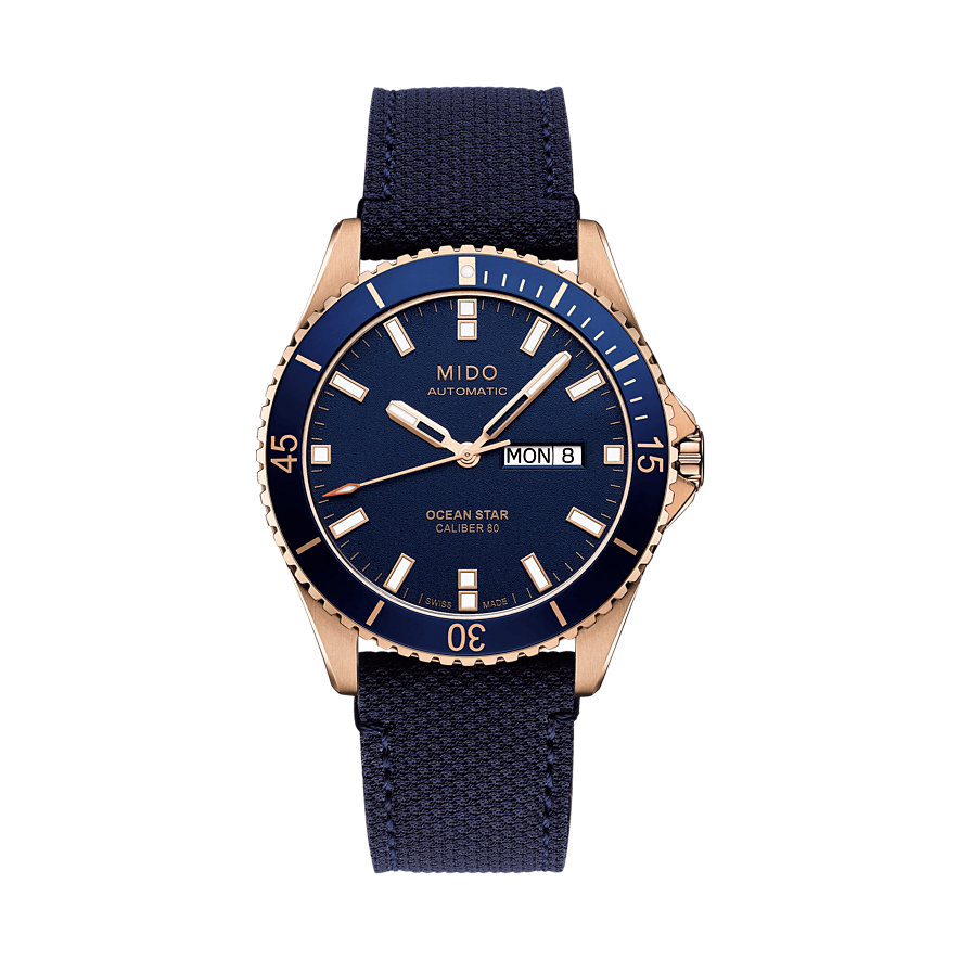 Mido Herrenuhr Ocean Star Captain V M0264303604100