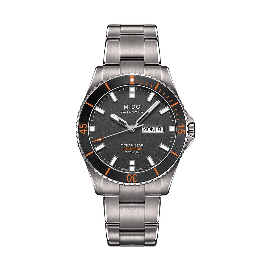 Mido Herrenuhr Ocean Star Captain V M0264304406100