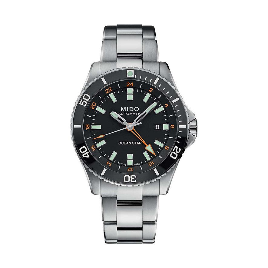Mido Herrenuhr Ocean Star GMT M0266291105101