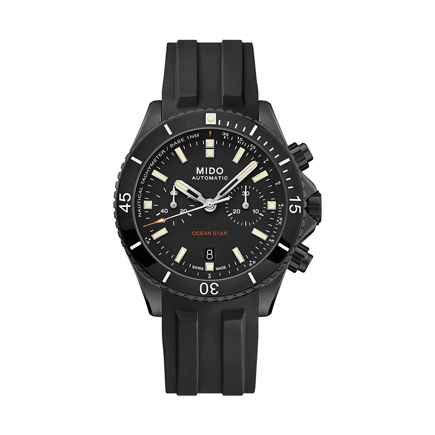 Mido Uhren-Set Ocean Star Captain M0266273705100