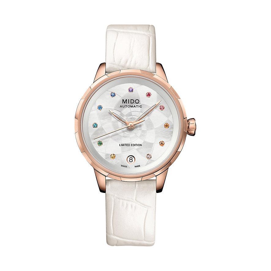 Mido Uhren-Set Rainflower M0432073310900