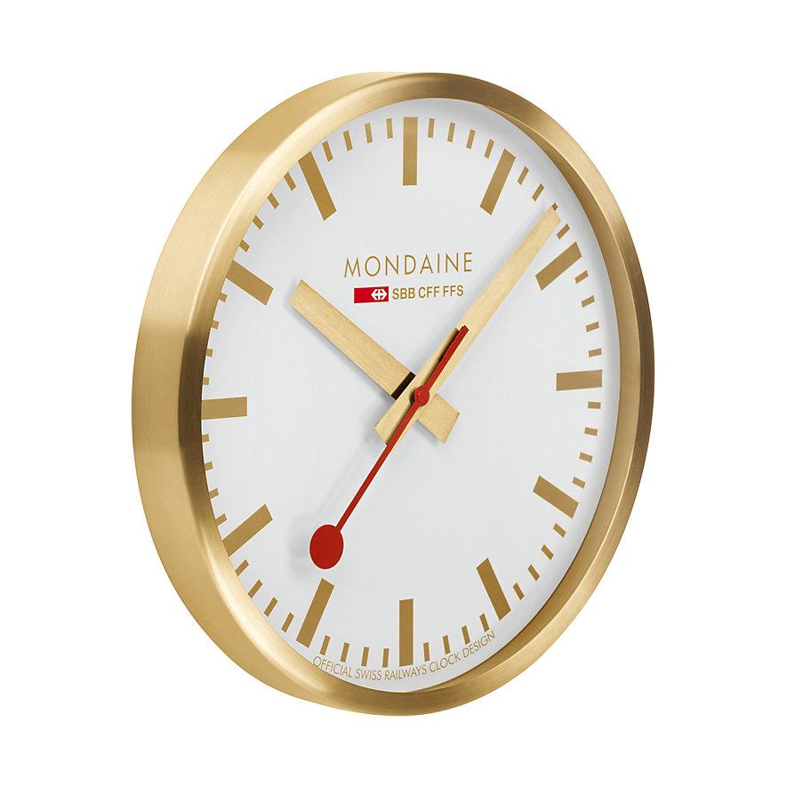 Mondaine Wanduhr A990.CLOCK.18SBG