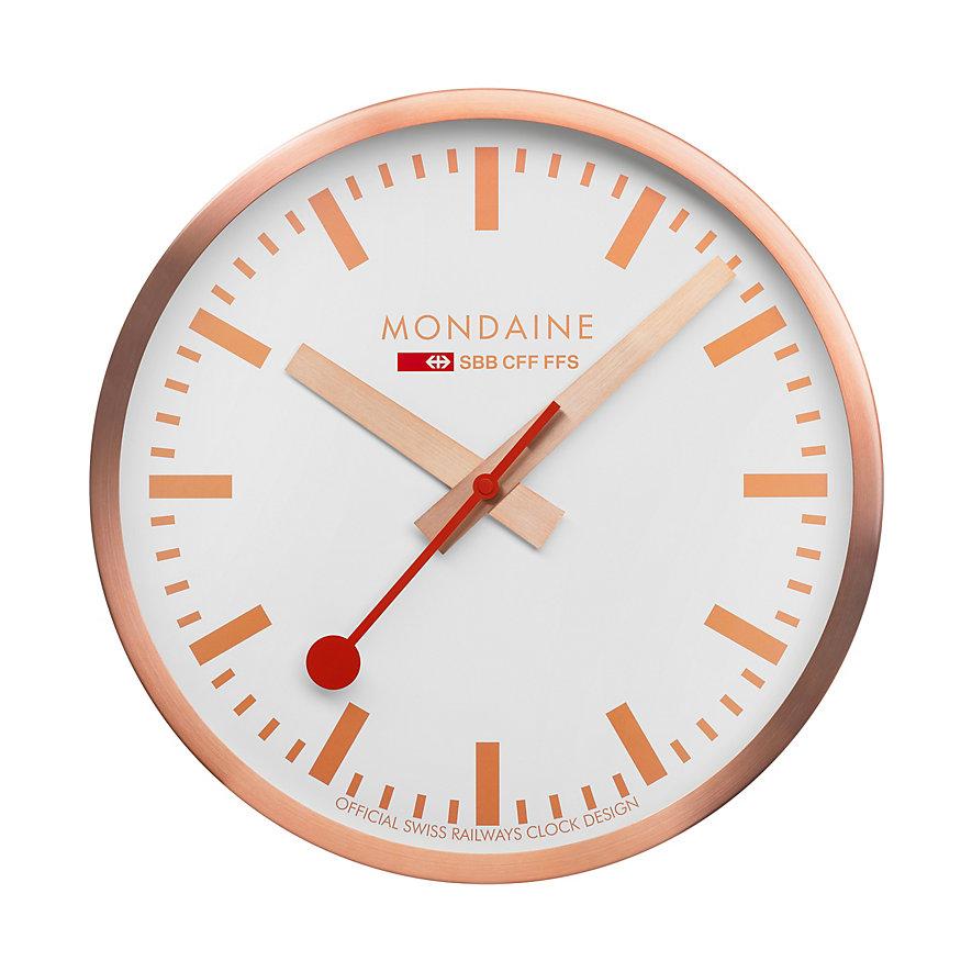 Mondaine Wanduhr A990.CLOCK.18SBK