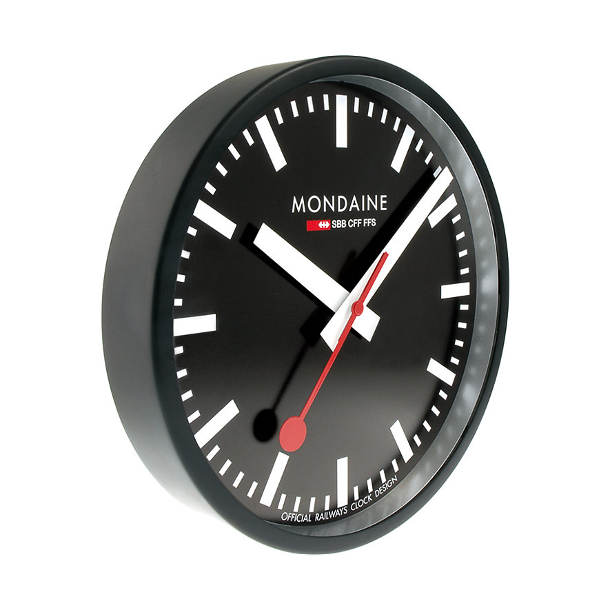 Mondaine Wanduhr A990.CLOCK.64SBB