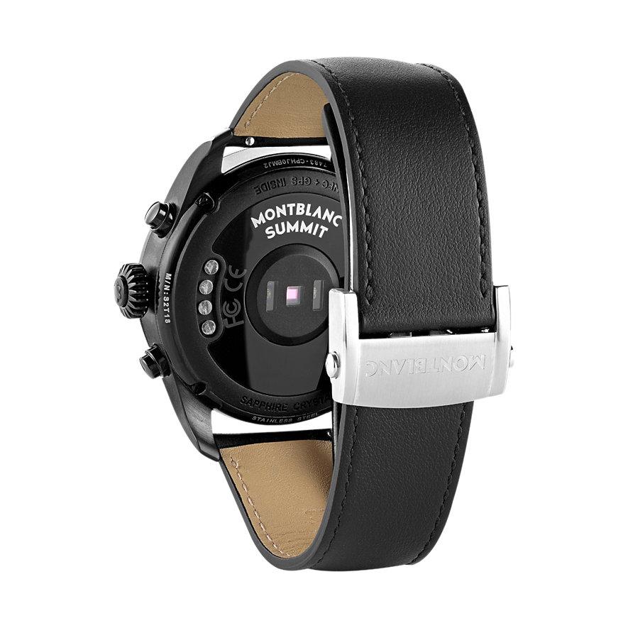 Montblanc Smartwatch Summit 2 119438